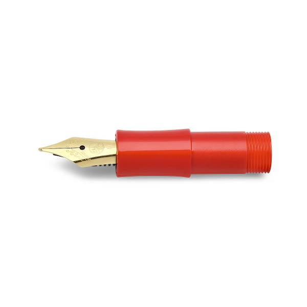 Kaweco Classic replacement nib unit red