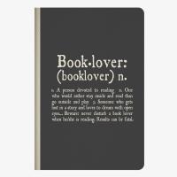 Legami Notebook A5 Book Lover