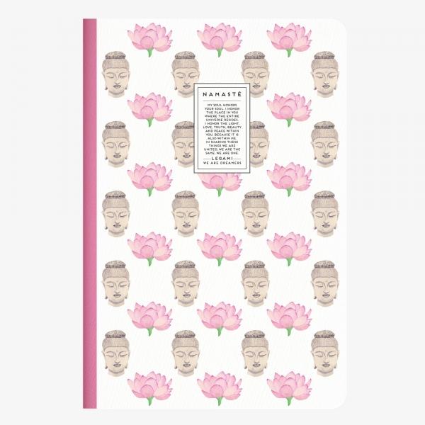 Legami Notebook A5 Namaste