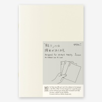 Midori MD Notebook A5 Light Lined - pack of 3