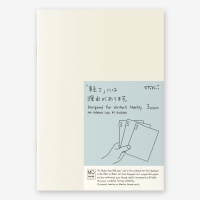 Midori MD Notebook A5 Light Grid- pack of 3