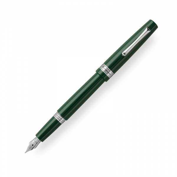 Montegrappa Armonia fountain pen- British Racing Green