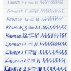 Kaweco Classic Sport writing sample