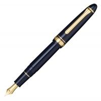 Sailor 1911 Standard Dark Blue (gold trim) fountain pen