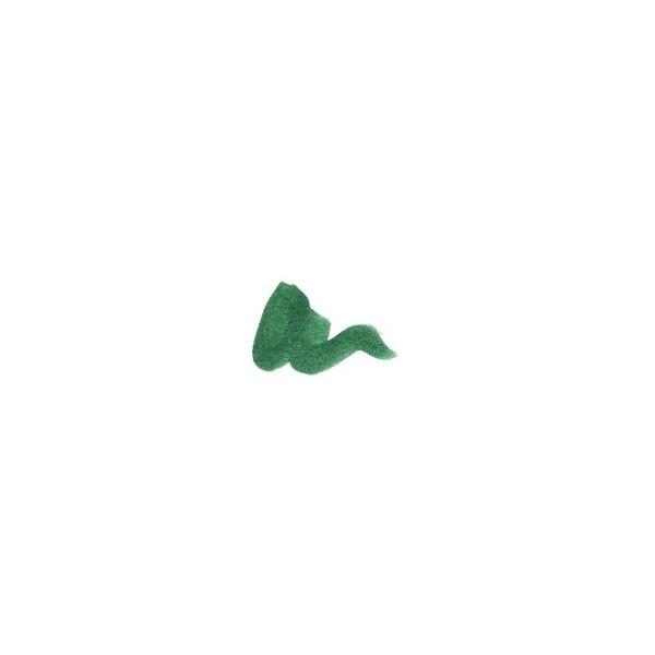 De Atramentis Document Ink Dark Green sample swatch