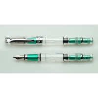 TWSBI Diamond 580 AL Emerald Green Fountain Pen