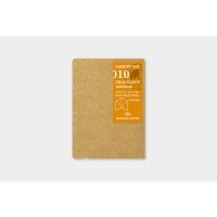 Traveler's Company Passport Kraft Paper Folder 010