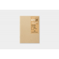 Travelers Company Passport Kraft Paper notebook 009