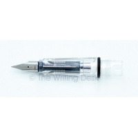 Lamy Vista front section with nib