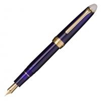 Sailor Shikiori Yonaga navy blue fountain pen