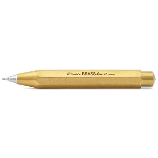 Kaweco Brass Sport pencil 0.7mm