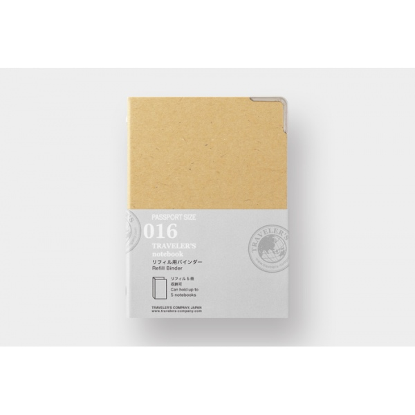 Travelers Company Passport Sticky Memo Pad 012