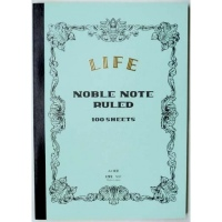 Life Noble Note Ruled A4