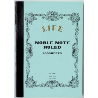 Life Noble Note Ruled B6