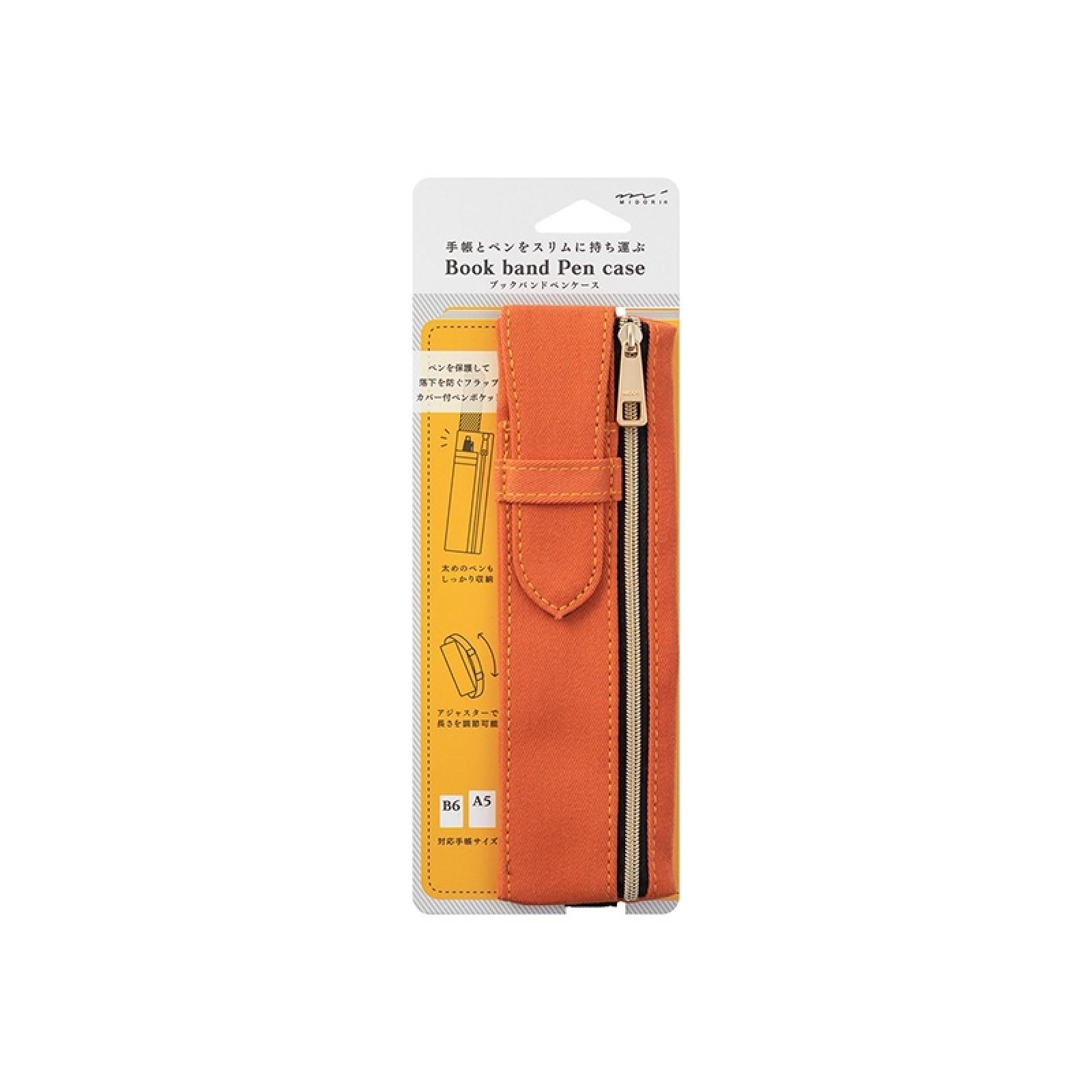ATELIER LEATHER PEN CASE for 1 small size pen Kaweco etc Pico