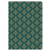 Clairefontaine Neo Deco lined A5 Emerald Green