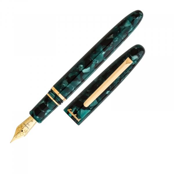 Esterbrook Estie - fountain pen Evergreen Gold Trim