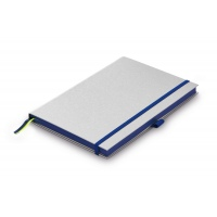 Lamy hardcover notebook A5 ocean blue