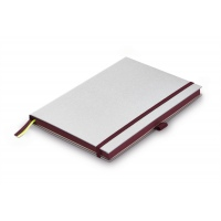 Lamy hardcover notebook A5 black purple