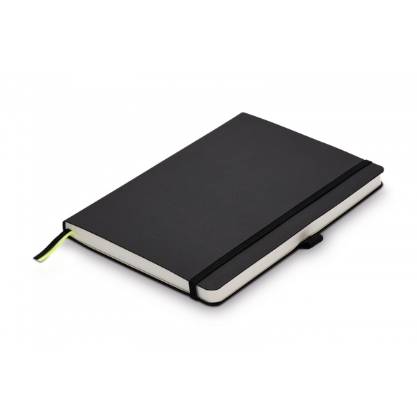 Lamy softcover notebook A5 black