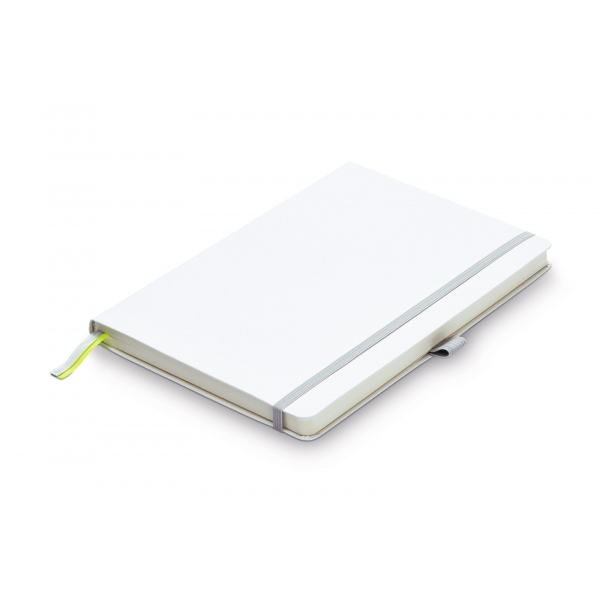 Lamy softcover notebook A5 white