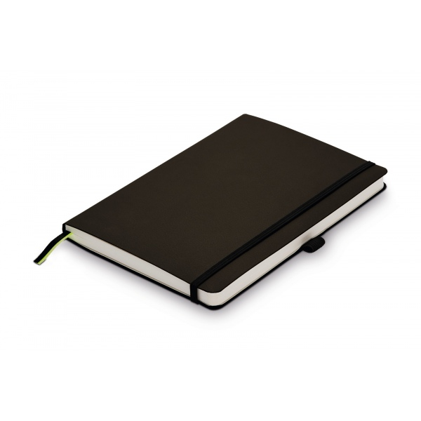 Lamy softcover notebook A5 umbra