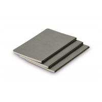 Lamy softcover booklet A5 grey (pack 3)