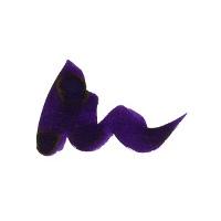 Diamine Scribble Purple sample