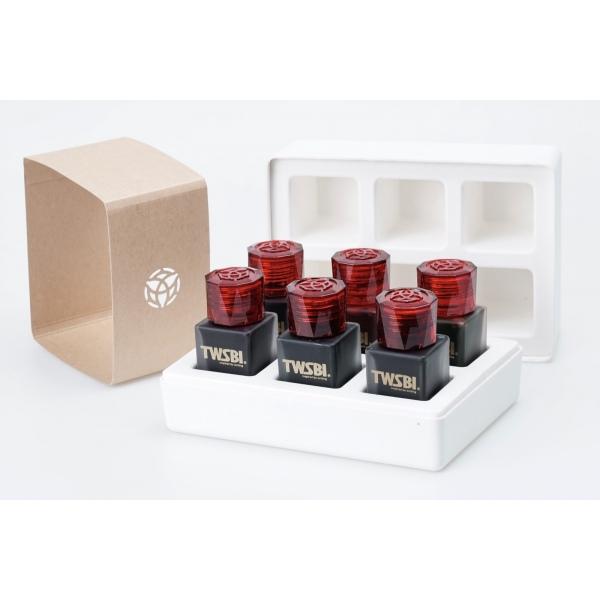 TWSBI 1791 Ink Combo Colour Pack (6 bottles)
