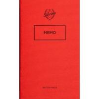 Silvine Originals Memo Notebook