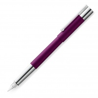 Lamy scala 79 Dark Violet Fountain Pen