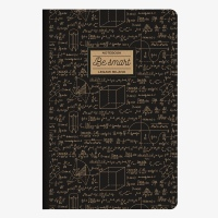 Legami Notebook A5 Be Smart - Squared