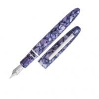 Esterbrook Estie - fountain pen Lilac Silver Trim