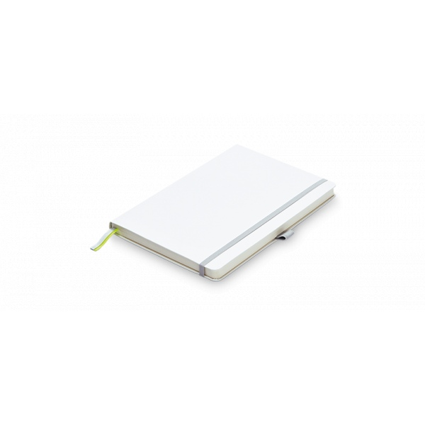 Lamy softcover notebook A6 white