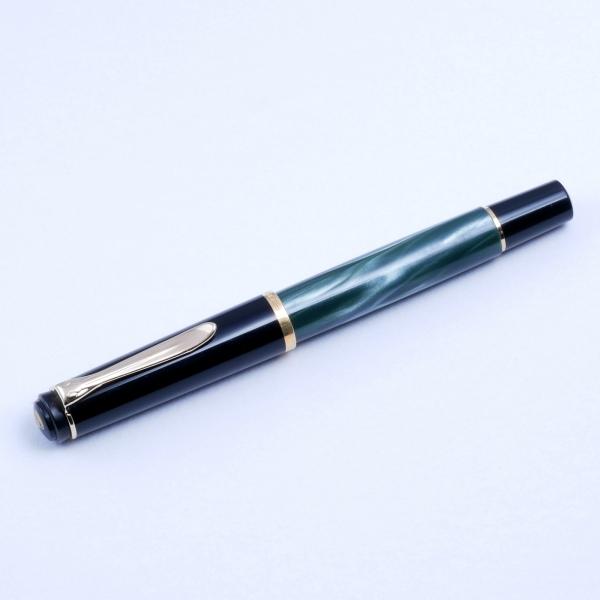 Pelikan M200 Green Marbled (used)