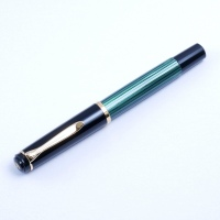 Pelikan M400 Green Striped (used)