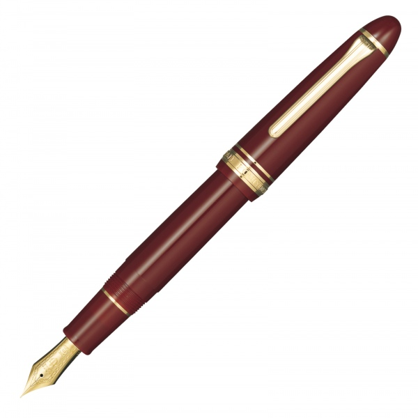 Sailor 1911 Classic Maroon (gold trim)