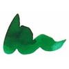 Caran d'Ache Vibrant Green sample