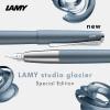 Lamy Studio 66 Aquamarine Fountain Pen