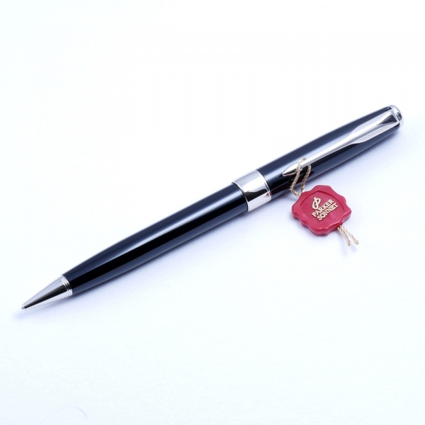 Parker Sonnet Propelling Pencil - Black Chrome Trim
