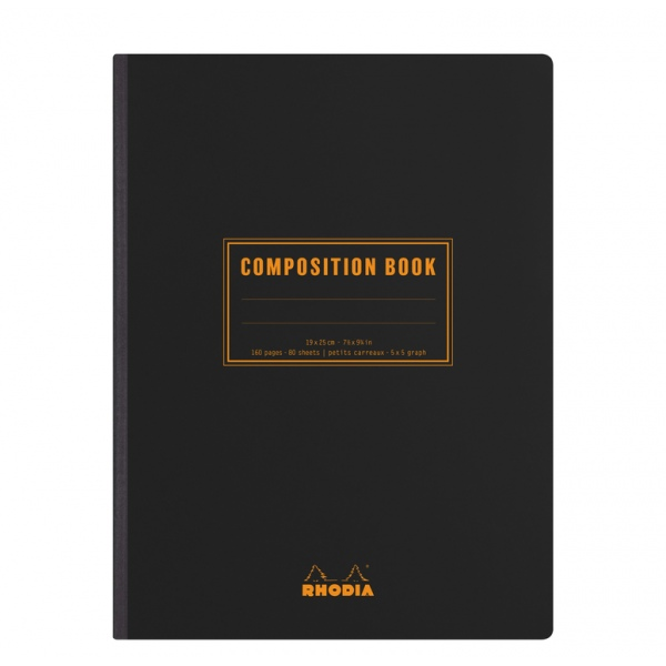 Rhodia Composition Book A5 lined
