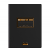 Rhodia Composition Book 19x25cm lined