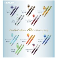 Sailor 10th Anniversary Cocktail Set