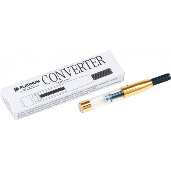 Platinum Piston Converter - 500