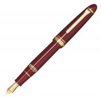 Sailor 1911 Realo Fountain Pen Maroon (gold trim)