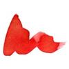 Diamine Shimmer Red Lustre sample