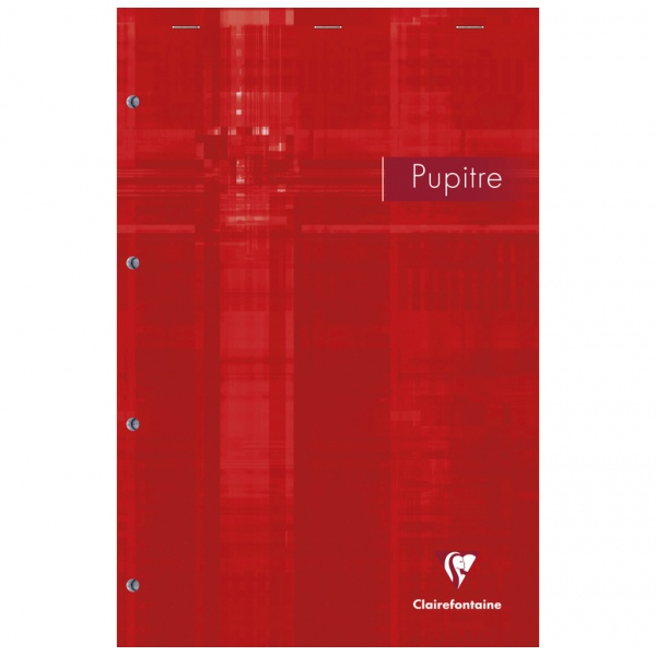 Clairefontaine Pupitre pad A4+ Lined & margin