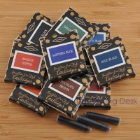 Diamine standard-size cartridges (pack 6)