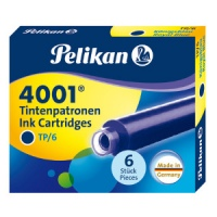 Pelikan 4001 cartridges