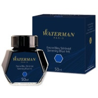 Waterman bottled ink